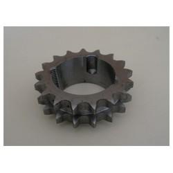 Kædehjul, 17 tænder duplex