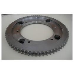 Kædehjul, 65 tænder duplex