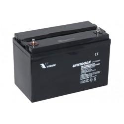 AGM-akkumulator 12 V / 100 Ah